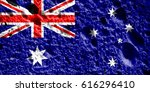 flag of australia | Shutterstock . vector #616296410