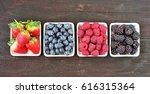 Mix Of Strawberries ...