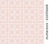 art deco seamless background. | Shutterstock .eps vector #616356668
