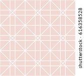 art deco seamless background. | Shutterstock .eps vector #616358528