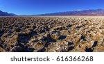 devil's golfcourse   death...   Shutterstock . vector #616366268