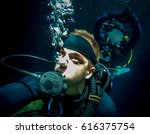 Two Brothers Scuba Diving...