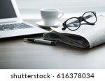 break. | Shutterstock . vector #616378034