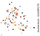 flat design element.abstract... | Shutterstock . vector #616389170