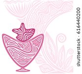 perfume. vector illustration.   Shutterstock .eps vector #616440200