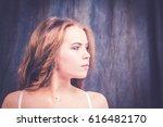female model | Shutterstock . vector #616482170