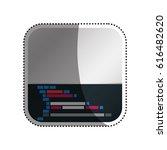 html programming code   Shutterstock .eps vector #616482620