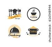 chef icon.chef logo.vector... | Shutterstock .eps vector #616548944
