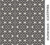 vector seamless pattern.... | Shutterstock .eps vector #616559486