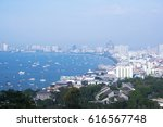 pattaya  thailand   january 15  ... | Shutterstock . vector #616567748