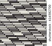 vector seamless black and white ... | Shutterstock .eps vector #616582700