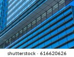 urban abstract   windowed... | Shutterstock . vector #616620626
