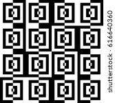 vector seamless pattern.... | Shutterstock .eps vector #616640360