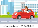 vector illustration of young... | Shutterstock .eps vector #616663178