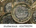 New British Pound Coins  2017...