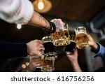 craft beer booze brew alcohol... | Shutterstock . vector #616756256