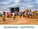 dadaab  somalia   august 07 ... | Shutterstock . vector #616762310