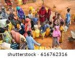dadaab  somalia   august 07 ... | Shutterstock . vector #616762316