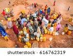 dadaab  somalia   august 07 ... | Shutterstock . vector #616762319