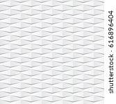 white seamless paper background ...   Shutterstock .eps vector #616896404