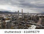 turkey   june 22 2015  tupras... | Shutterstock . vector #616898279