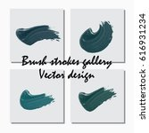 art brush strokes gallery