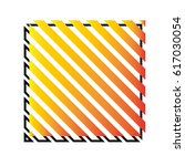 square with diagonal lines...   Shutterstock .eps vector #617030054
