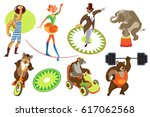 set of isolated vector images... | Shutterstock .eps vector #617062568