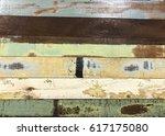 wood texture background | Shutterstock . vector #617175080