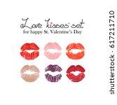 vector lips.   Shutterstock .eps vector #617211710