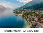 View Of Lake Garda From The...