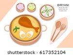 illustration vector of indian... | Shutterstock .eps vector #617352104