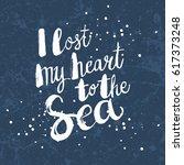 conceptual hand drawn phrase i... | Shutterstock .eps vector #617373248
