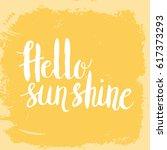 conceptual hand drawn phrase... | Shutterstock .eps vector #617373293