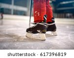 Ice Hockey Sport Players...