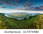 Panoramic View From The Hill O...