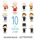 kids vector characters... | Shutterstock .eps vector #617555450