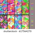 creative universal different... | Shutterstock .eps vector #617564270