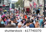 london  uk   august 24  2016 ...   Shutterstock . vector #617740370
