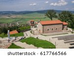 Medieval Church Ascension Of...