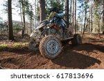 vransko  slovenia  april 02 ... | Shutterstock . vector #617813696