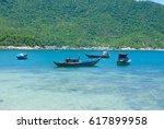 cham islands  vietnam  circa...   Shutterstock . vector #617899958