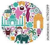 Traditional Symbols Of India In ...