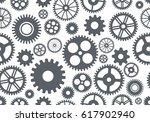 seamless texture or different... | Shutterstock .eps vector #617902940