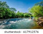 guadalupe river new braunfels ...   Shutterstock . vector #617912576
