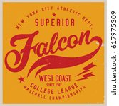 vintage varsity graphics and... | Shutterstock .eps vector #617975309