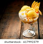 elegant serving of italian...   Shutterstock . vector #617992379
