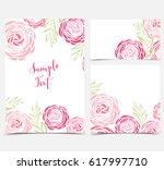 set vector illustration of... | Shutterstock .eps vector #617997710