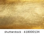 Small photo of Gold background or texture and gradients shadow.