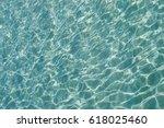 an aquatic ocean sea water... | Shutterstock . vector #618025460